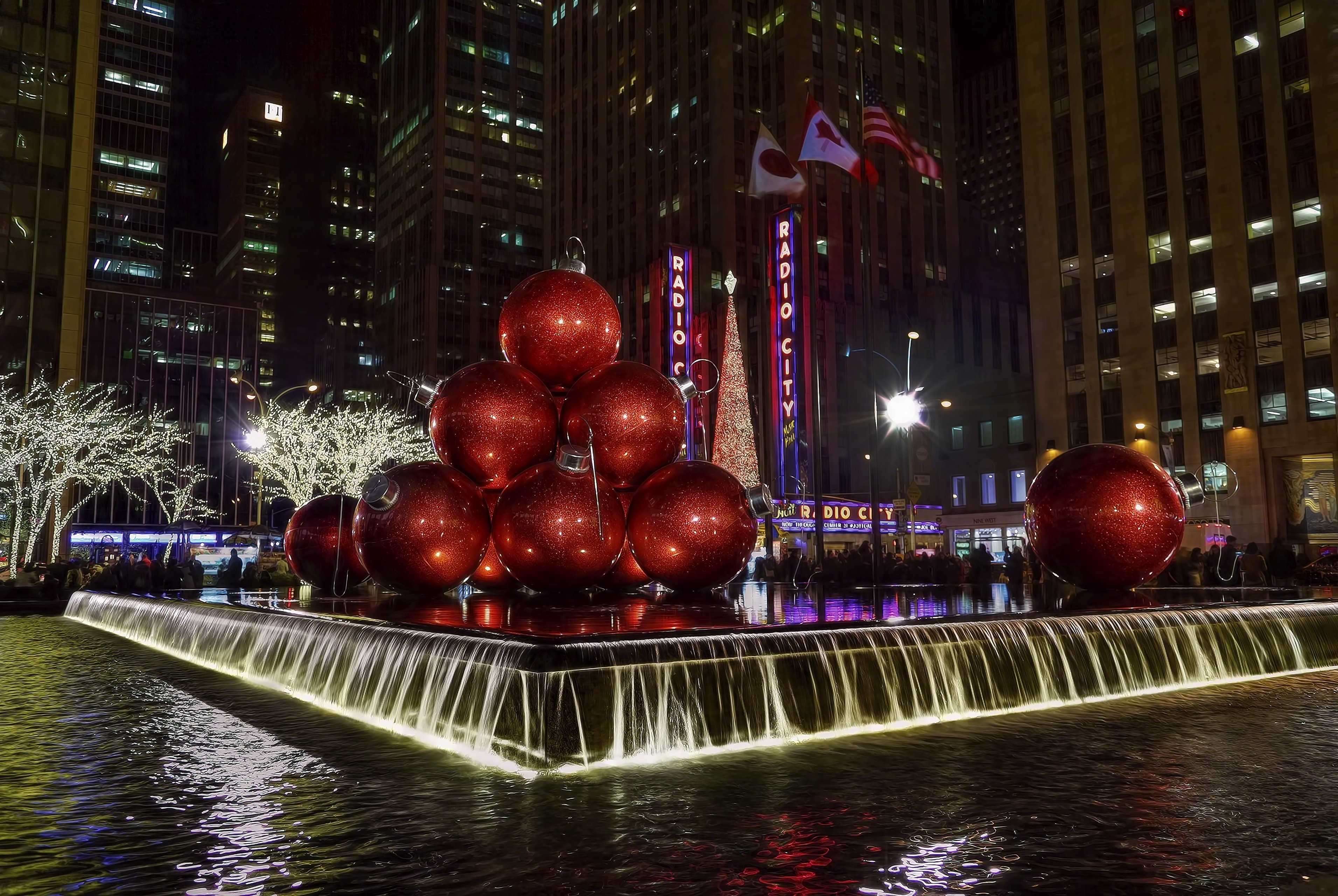 New York During the Holidays
