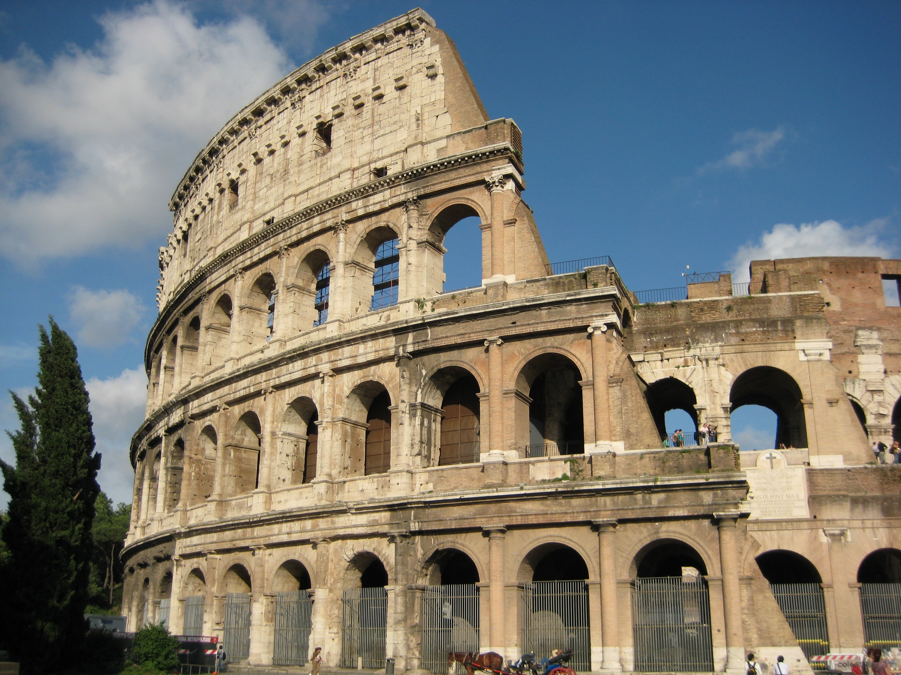 The Colosseum, Rome, Italy1