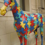 Puzzled - Painted Horses Around Louisville, KY