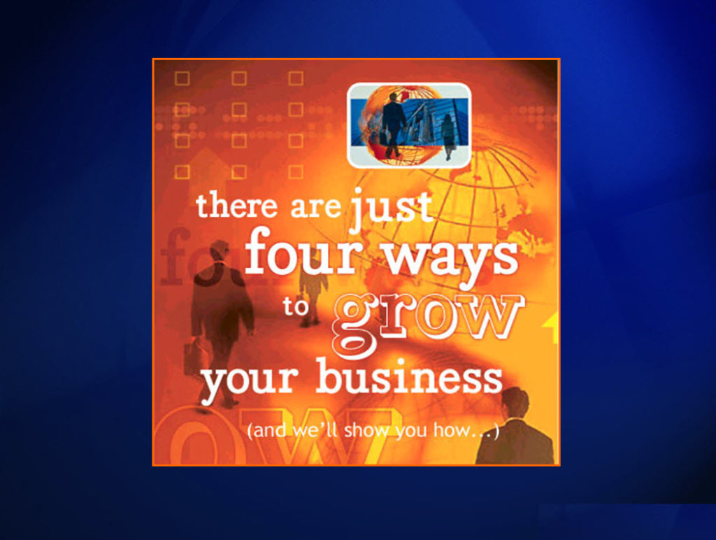 Four Ways to Grow Your Business